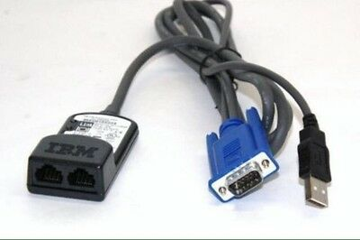USB KVM Conversion Cable 39M2899