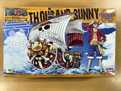 "Bandai Hobby Thousand Sunny Model Ship ""One Piece"" - Grand Ship Collection"