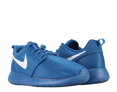 the best attitude 2a3cb e7e3d NIKE ROSHE ONE Blue Jay/White-Hyper Violet Men's Running Shoes 511881-409