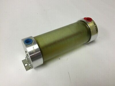 "PHD A202X5 Oil Reservoir, Dimensions: 6.5"" x 2.5"" Diameter, Ports: 1/4"" 1/8"" NPT"