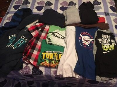 boys clothes size 5/6 lot