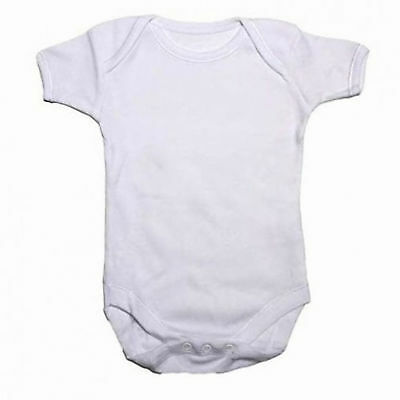 3 x Baby Bodysuits Allergy Free -All sizes