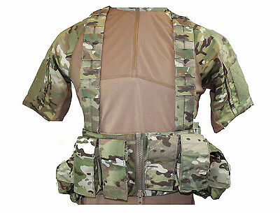 London Bridge Trading LBX Lock and Load Chest Rig LBX-0062 - Multicam - New
