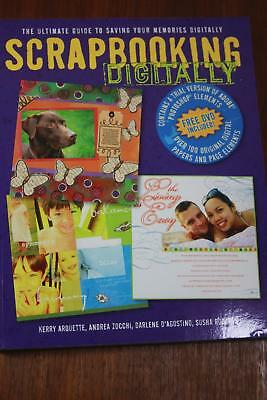 The Ultimate Guide To Scrapbooking Digitally Book 2007