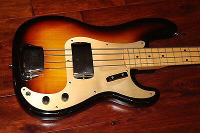 1959 Fender Precision Bass  (FEB0320)