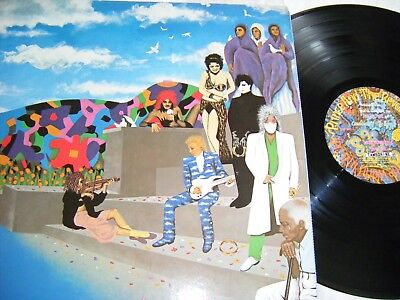 Prince And The Revolution - Around The World In A Day Lp, 1A. 1B. Ex+.