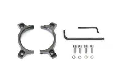 Two Brothers X-Ring Clamp Kit for M2/M5/M7 Exhausts Black