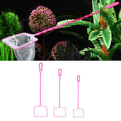 15/18/20'' Aquarium Fish Net Small Fishes Tropical Cold Water Fish Tank Cleaning