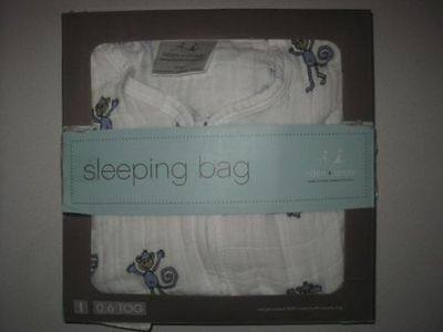 aden + anais Sleeping Bag 100% Muslin Cotton