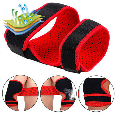 1pair Basketball Tennis Elbow Support Brace Strap Epicondylitis Lateral Pain Gym