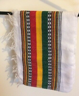 rasta turban, Ethiopian Netela, Hand Made And 100% Cotton.