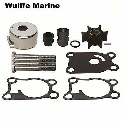 Water Pump Impeller kit for Johnson Evinrude 4, 4.5, 5, 6, 8 Hp Outboard 396644