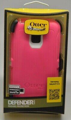 Otterbox Defender Case For Samsung Galaxy S5 with Belt Clip