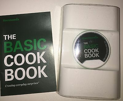 Thermomix TM5 The Basic Cook Book Chip