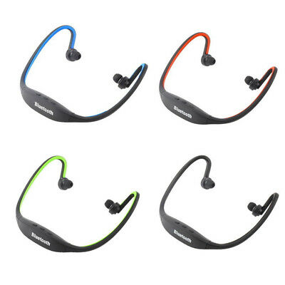 Sports Bluetooth Earphone Auriculares Headphones Earbuds With Mic SD Card Slot