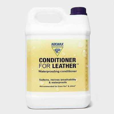 Nikwax Conditioner for Leather – 5 Litres One Size