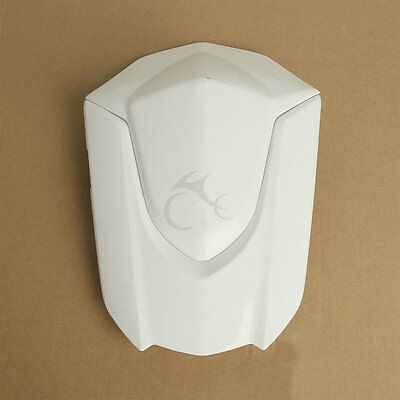 Unpainted White Rear Seat Cover Cowl For Suzuki GSXR1000 GSX-R 1000 K9 09-16 15