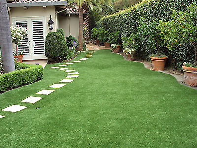 Melbourne Astro 35mm Artificial Landscaping Grass Realistic Natural Turf Lawn