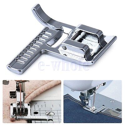 Presser Foot For Brother Singer Janome Domestic Sewing Machine with Ruler New EW
