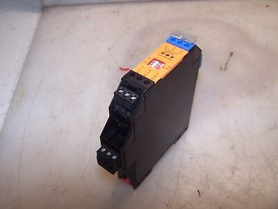Ifm Electronics N0031A Switching Amplifier Instrinsically Safe