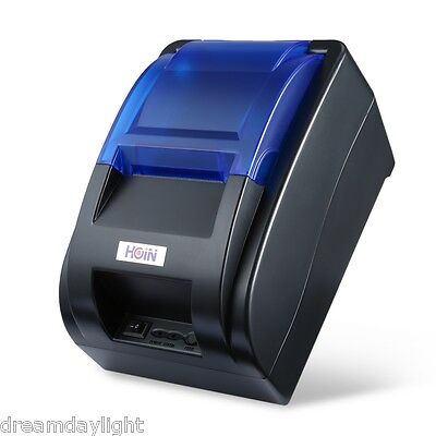HOIN Thermal Printer Portable Wireless Receipt Machine 70mm/s Clear Printing
