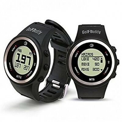 Golfbuddy WT6 Golf GPS Watch Preloaded No Annual Fee
