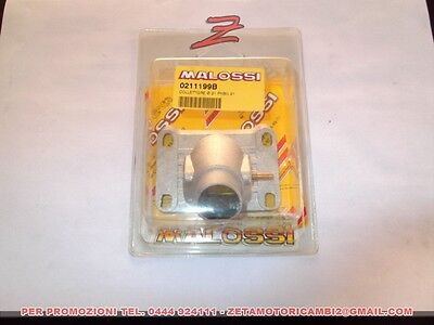 collettore Ø 21 carburatori PHBG 21 AS Aprilia RS Minarelli Malossi 0211199B