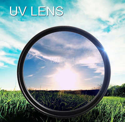 52/62/67/72/77mm HD Slim Multi-Coated UV Filter for SLR DSLR Camera Lens AU~