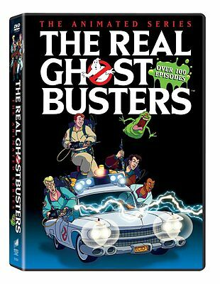 The Real Ghostbusters: Animated TV Series Complete Volumes 1-10 Boxed DVD Set