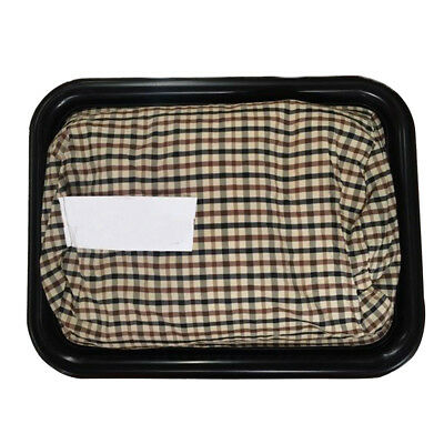 KQ_ Handy Lap Tray/ table 42.5 x 33cm Comfy Meals Crossword Handy Home Accessory