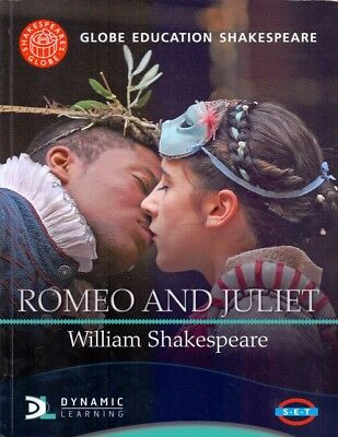 Globe Education Shakespeare: Romeo and Juliet - William Shakespeare [Softcover]