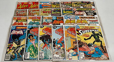 Mixed DC Comic Book Lot - 100+ Issues