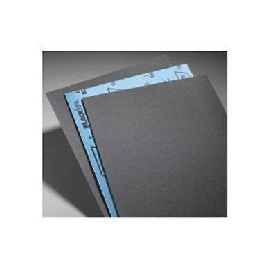 Norton 39385 Sanding Paper Sheets, Grit P400B 9 X 11 in, Pack Of 50