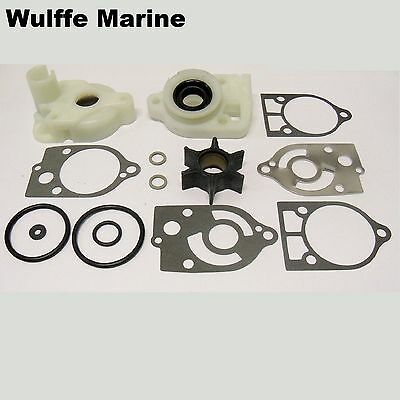 Water Pump Impeller Kit for Mercury 40 50 70 Hp Outboard Rplc 46-73640A2 18-3323