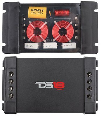 DS18 12 V Cross Overs High Quality Car Audio Mid Range Tweeter
