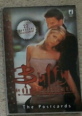 buffy the vampire slayer the postcards