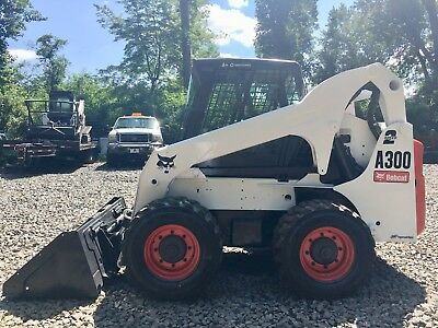 2006 Bobcat A300 Skid Steer