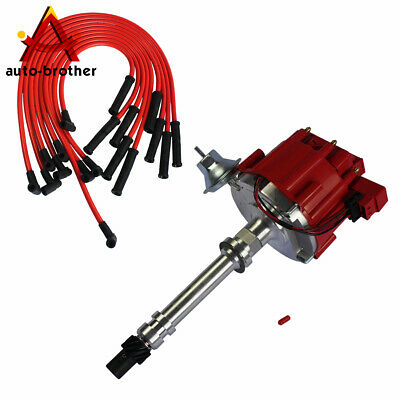 IGNITION MODULE 50K VOLT COIL FOR  SBC CHEVY V8/'S HEI COIL DISTRIBUTOR
