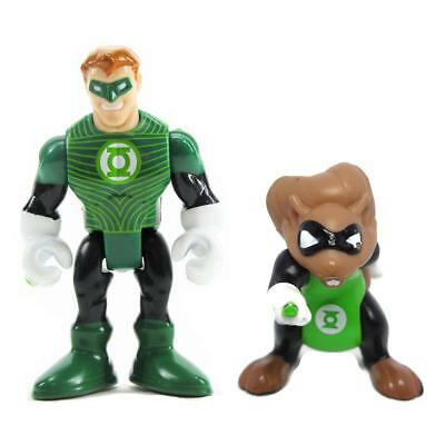 NEW Imaginext Justice League: DC Comics Green Lantern & BD'G Fisher-Price Figure