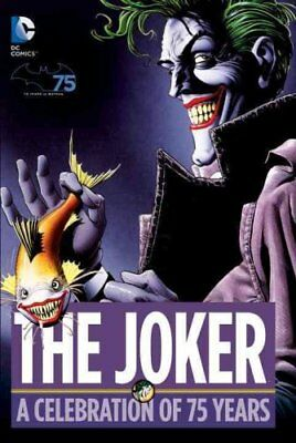 Joker A Celebration of 75 Years HC by Various 9781401247591 (Hardback, 2014)