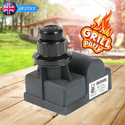 BBQ Gas Grill Spark Generator 03340 Igniter 4 Outlets Push Button Ignitor