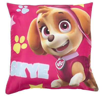Paw Patrol Cushion - Skye
