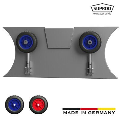 Launching Wheels for small Dinghies, Stainless Steel, SUPROD LD160