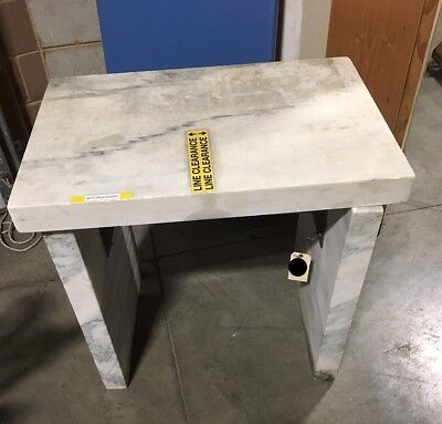 "Marble Microscope Balance Anti Vibration Isolation Table Stand 35"" x 24"" x 31"""