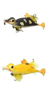 Savage Gear 3D Suicide Duck Yellow or Natural
