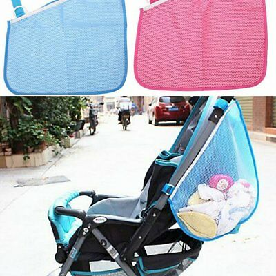 Stroller Pram Pushchair BUGGY SIDE BAG Hanging Organizer Storage Pouch baby UK