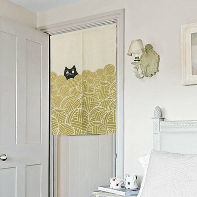 "KARUILU home Japanese Noren Doorway Curtain / Tapestry 33.5"" Width x 47.2"" Long"