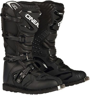 O Neal ONeal Rider Motocross Boots Adult Size 9 ATV Dirt Bike Off Road Moto boot