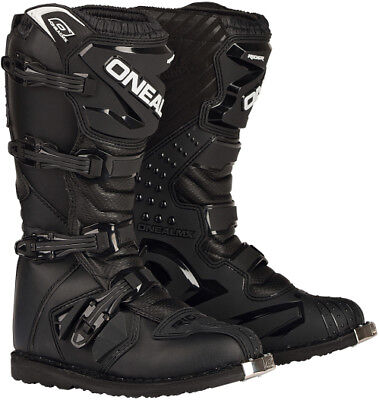 ONeal Rider Motocross Boots Adult Size 10 ATV Dirt Bike Off Road Moto 0324-110