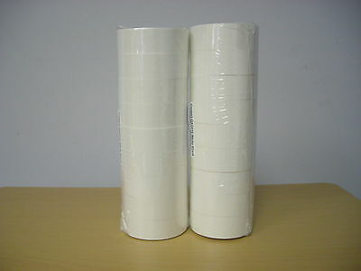 Genuine Contact/Garv 2216 White Labels for Garvey 22-66, 22-77, 22-88 Labelers